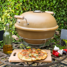 Spice PR gets cooking with the Earthfire Ceramic Pizza Oven